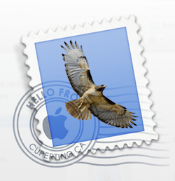 Logo Apple Mail (OSX)